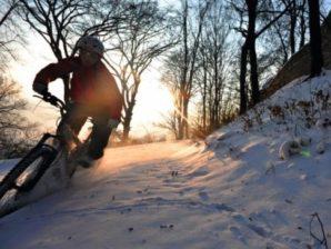 kurtka rowerowa na jesien